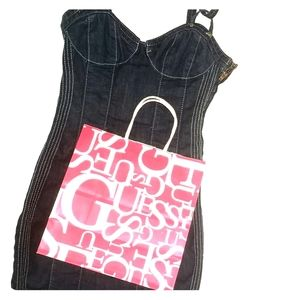Nearly new Guess Denim Dress size 1